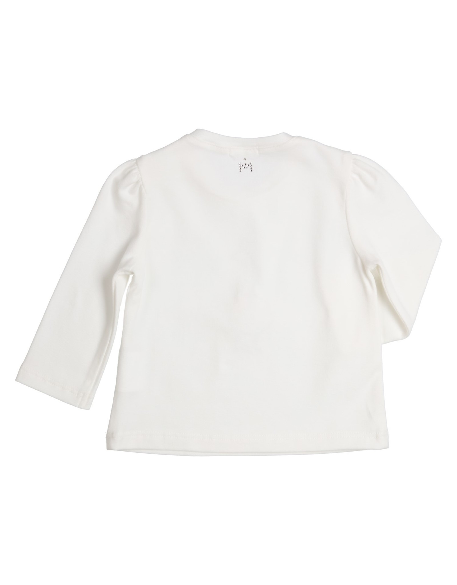 Gymp LONGSLEEVE - STRASS GOOSE,  OFF-WHITE
