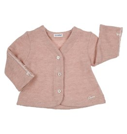 Gymp CARDIGAN - FANNY,  VIEUX-ROSE