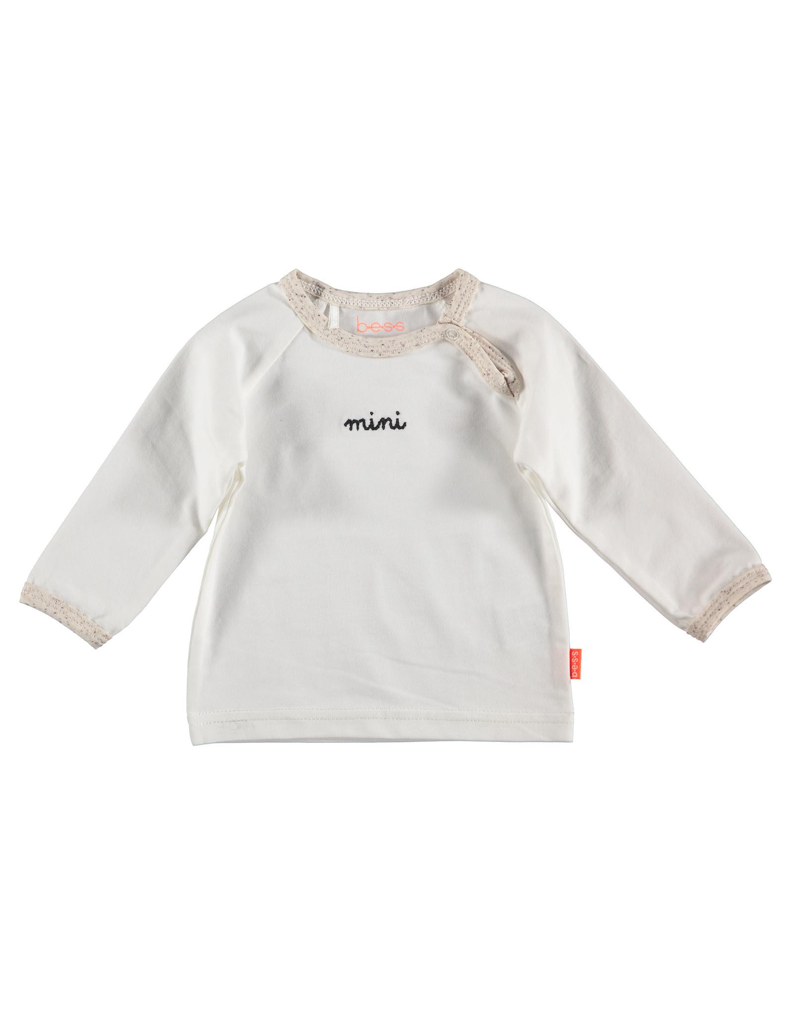 B.E.S.S. Shirt l.sl. Mini, White