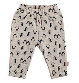 B.E.S.S. Pants AOP Penguin, Sand
