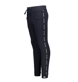 Moodstreet MT jogpant with side tapes, Navy