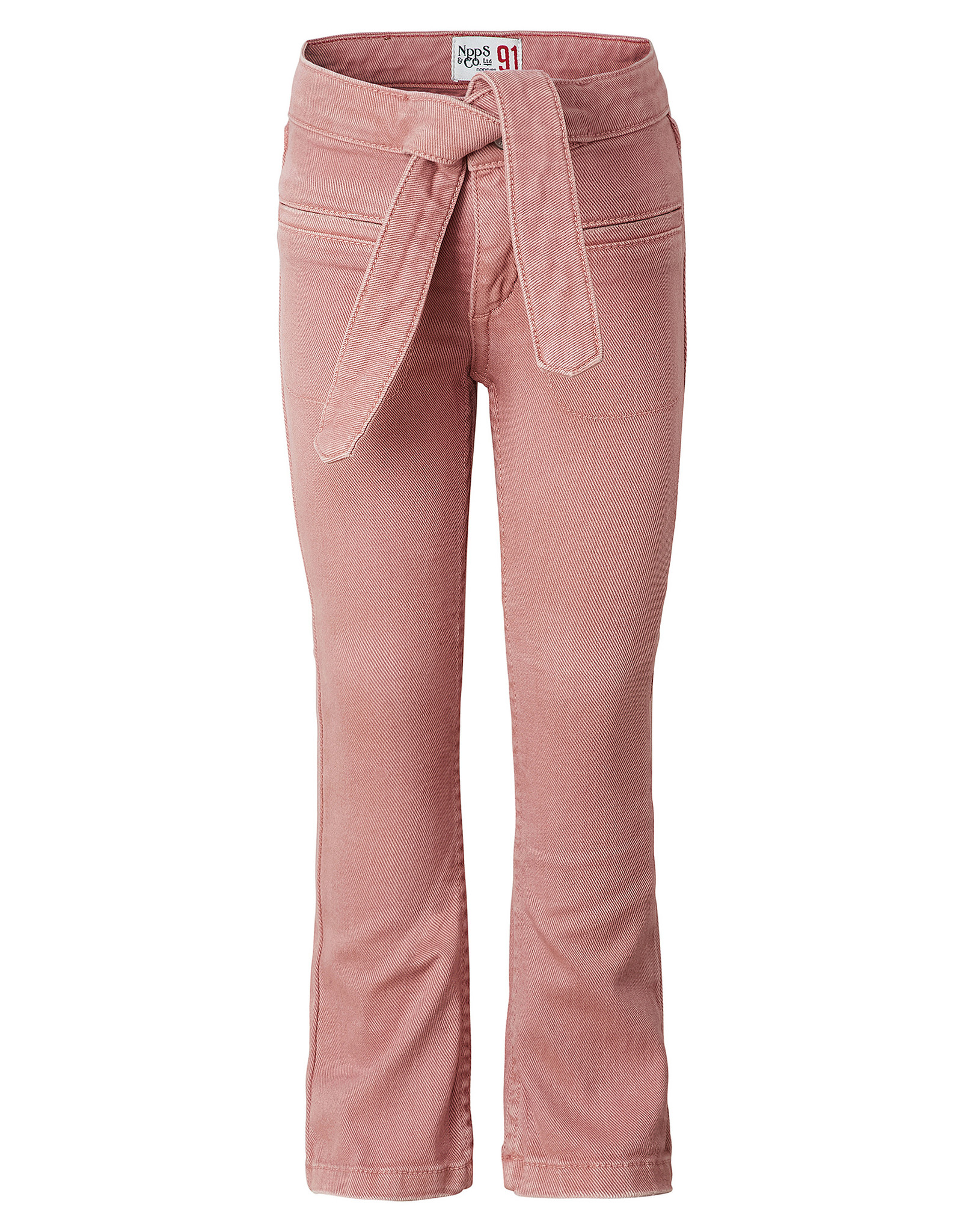 Noppies G Flaired fit pants Whites, Ancient Pink