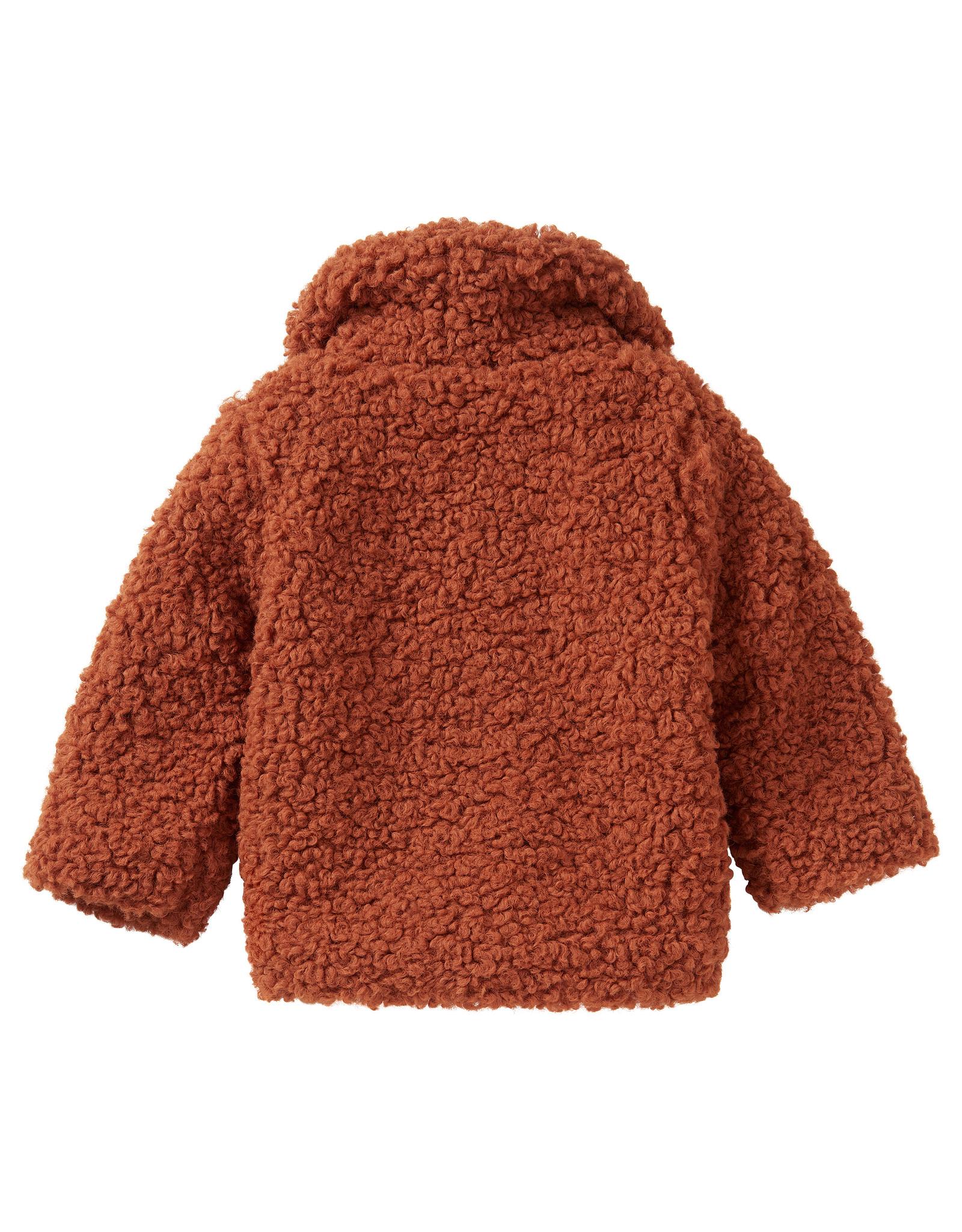 Noppies G Coat LS Lulekani, Rust
