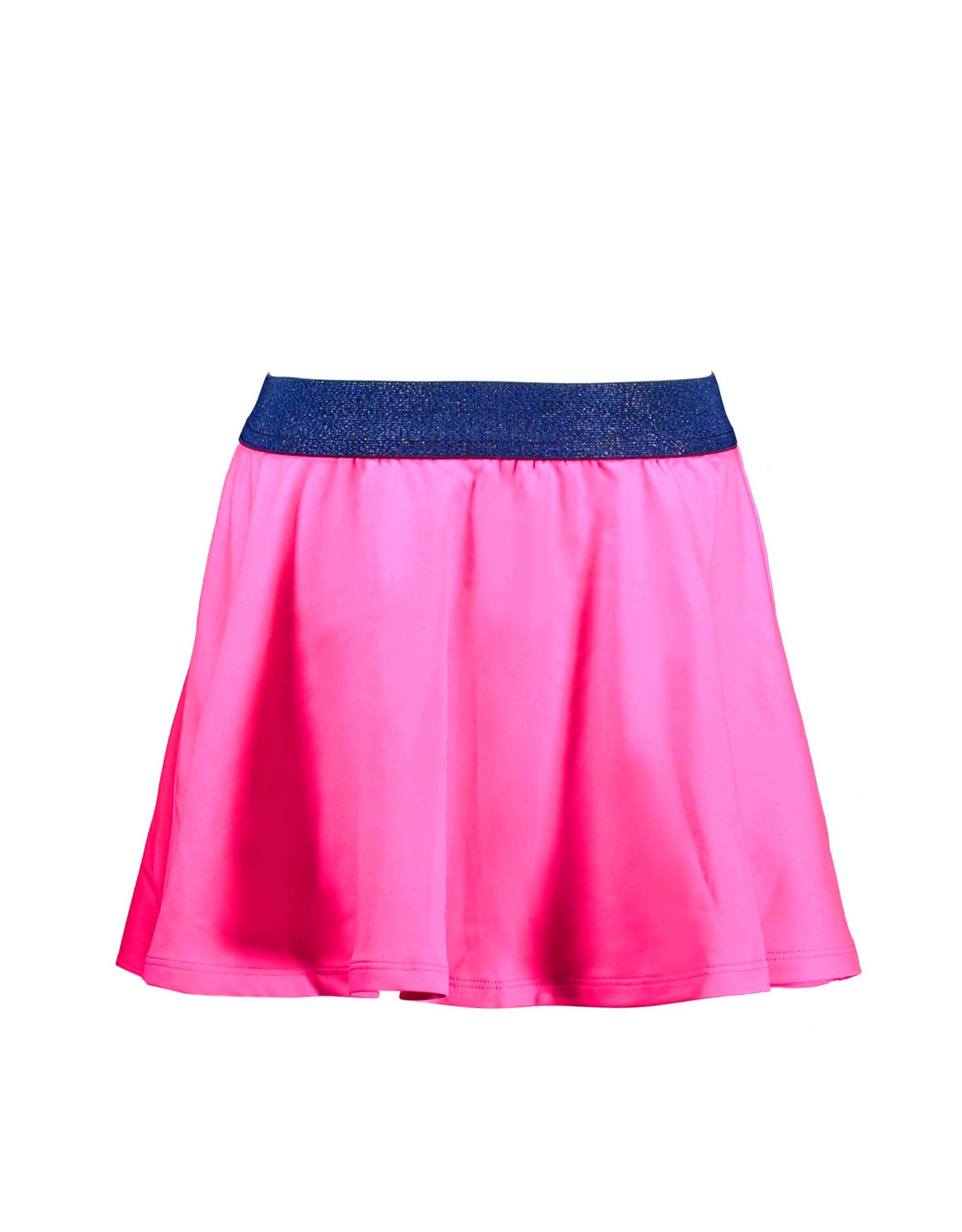 B-Nosy Girls heavy jersey skirt, Knock out pink