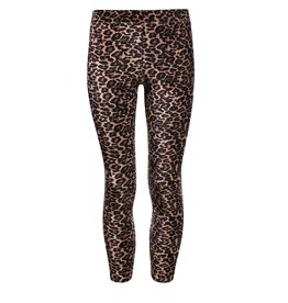 LOOXS Little Little velvet legging,  Army panther