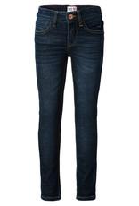 Noppies B Slim fit 5-pocket pants Petrusburg, Dark Blue
