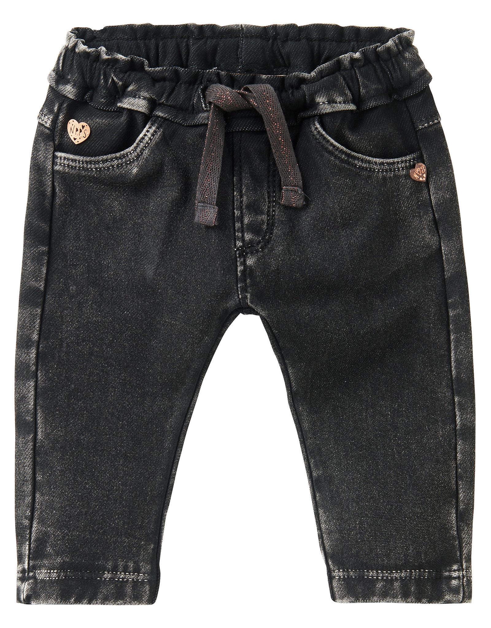 Noppies G Regular fit Pants Sachse, Dark Grey Wash