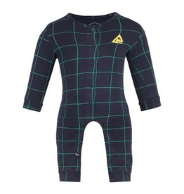 Beebielove Playsuit Check, NVY