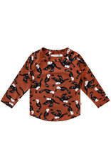 Your Wishes Toucans | Raglan Longsleeve, Potters Clay