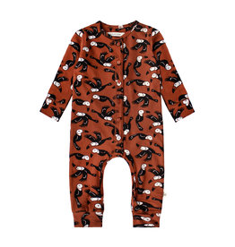 Your Wishes Toucans   Onesie, Potters Clay