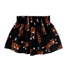 Your Wishes Tigers | Skirt, Black