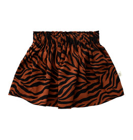 Your Wishes Zebra | Skirt, Potters Clay