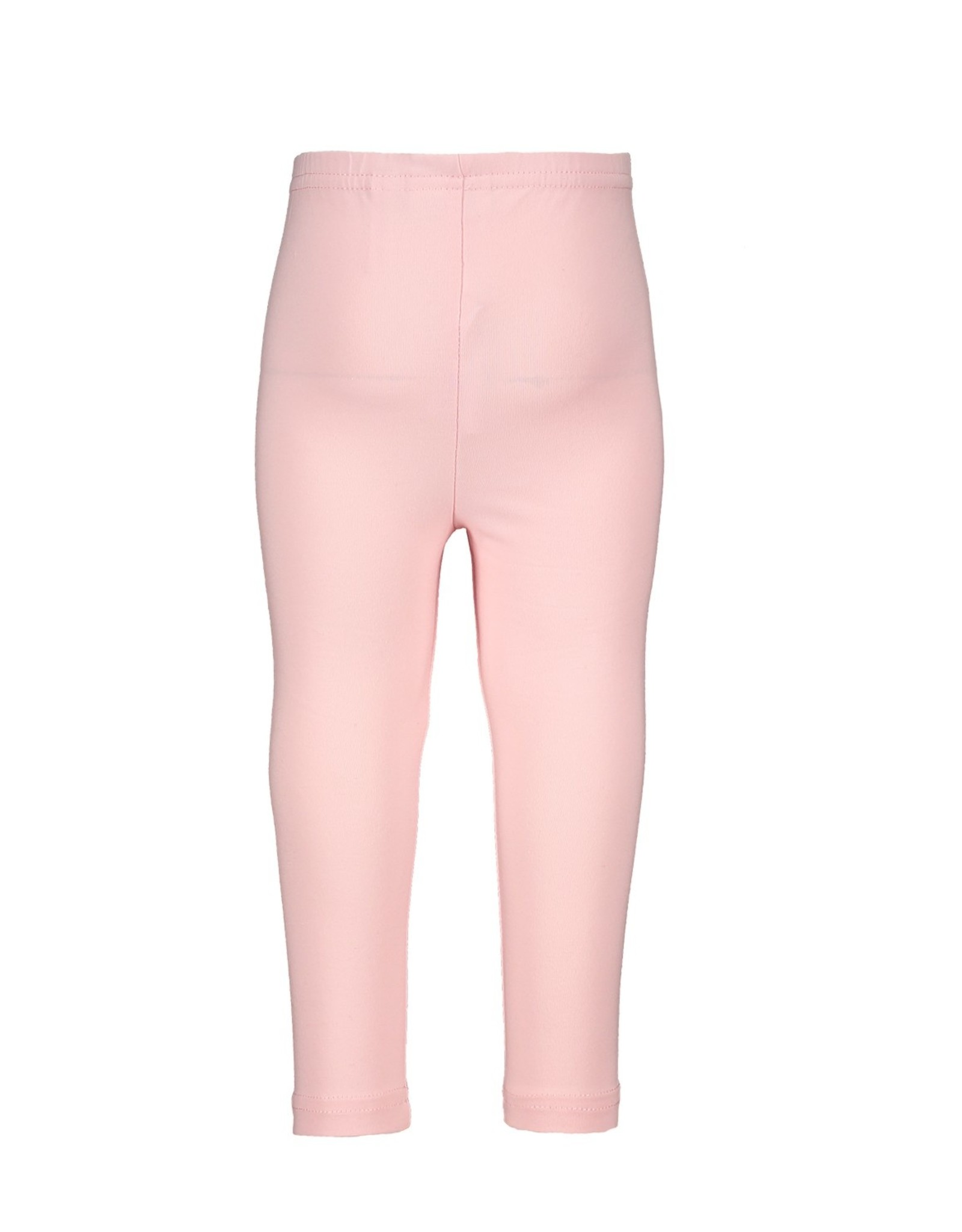 Bampidano Little Bampidano Baby Girls legging Coco plain/allover print, light pink