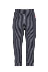 Bampidano Little Bampidano Baby Girls striped slim fit trousers Brenda SWEET, stripe navy
