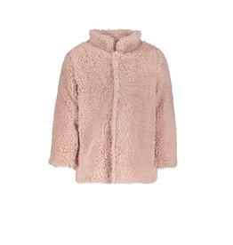 Bampidano Little Bampidano Baby Girls teddy cardigan Britt SWEET, light pink