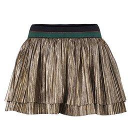 Beebielove Skirt Plise Metallic, NVY