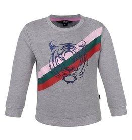 Beebielove Sweater Stripe, GRY
