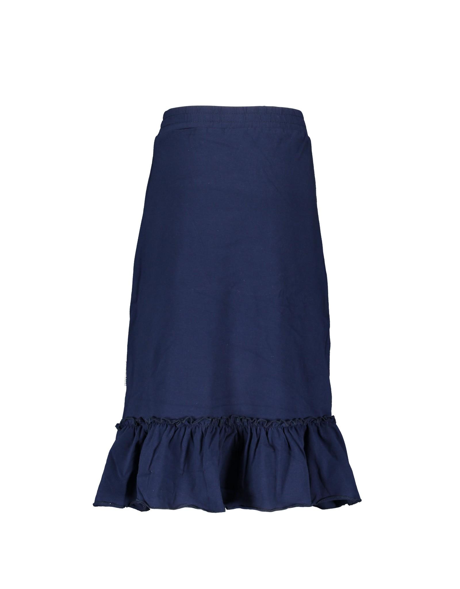 B-Nosy Girls enklebone length, space blue