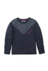 Dutch Jeans T-shirt ls, Grey