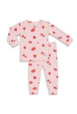 Feetje Love Lesley - Premium Sleepwear by FEETJE,  Roze