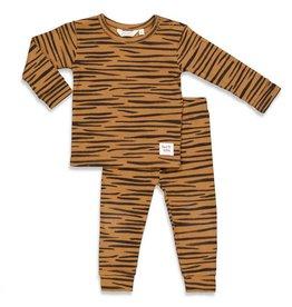 Feetje Tiger Taylor - Premium Sleepwear by FEETJE,  Camel
