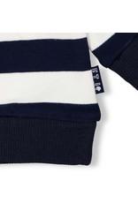 Feetje Sweater streep - Team Icecream. Marine