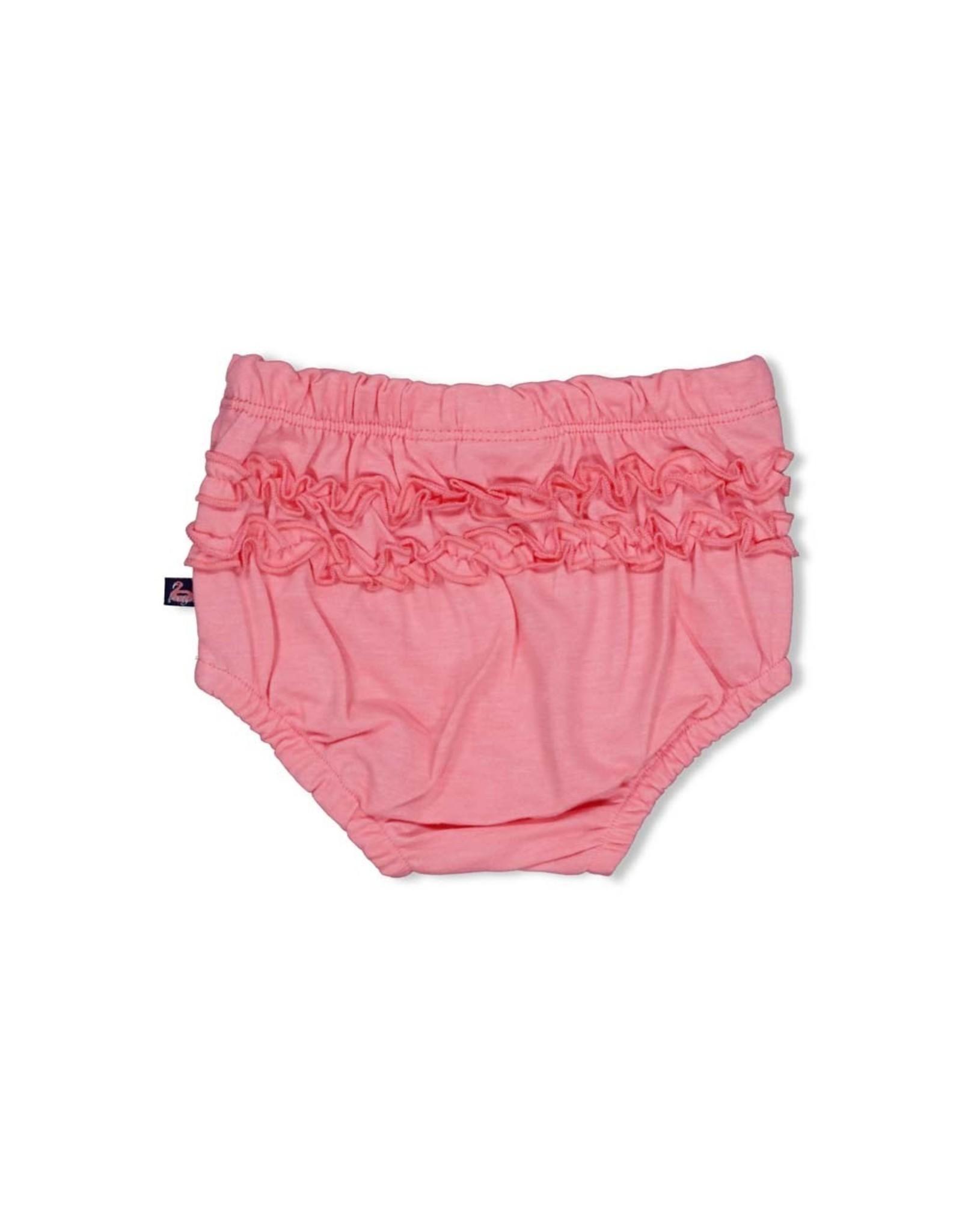 Feetje Slip - Seaside Kisses. Roze