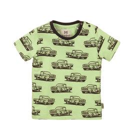 Koko Noko T-shirt ss, Faded neon green, SS21
