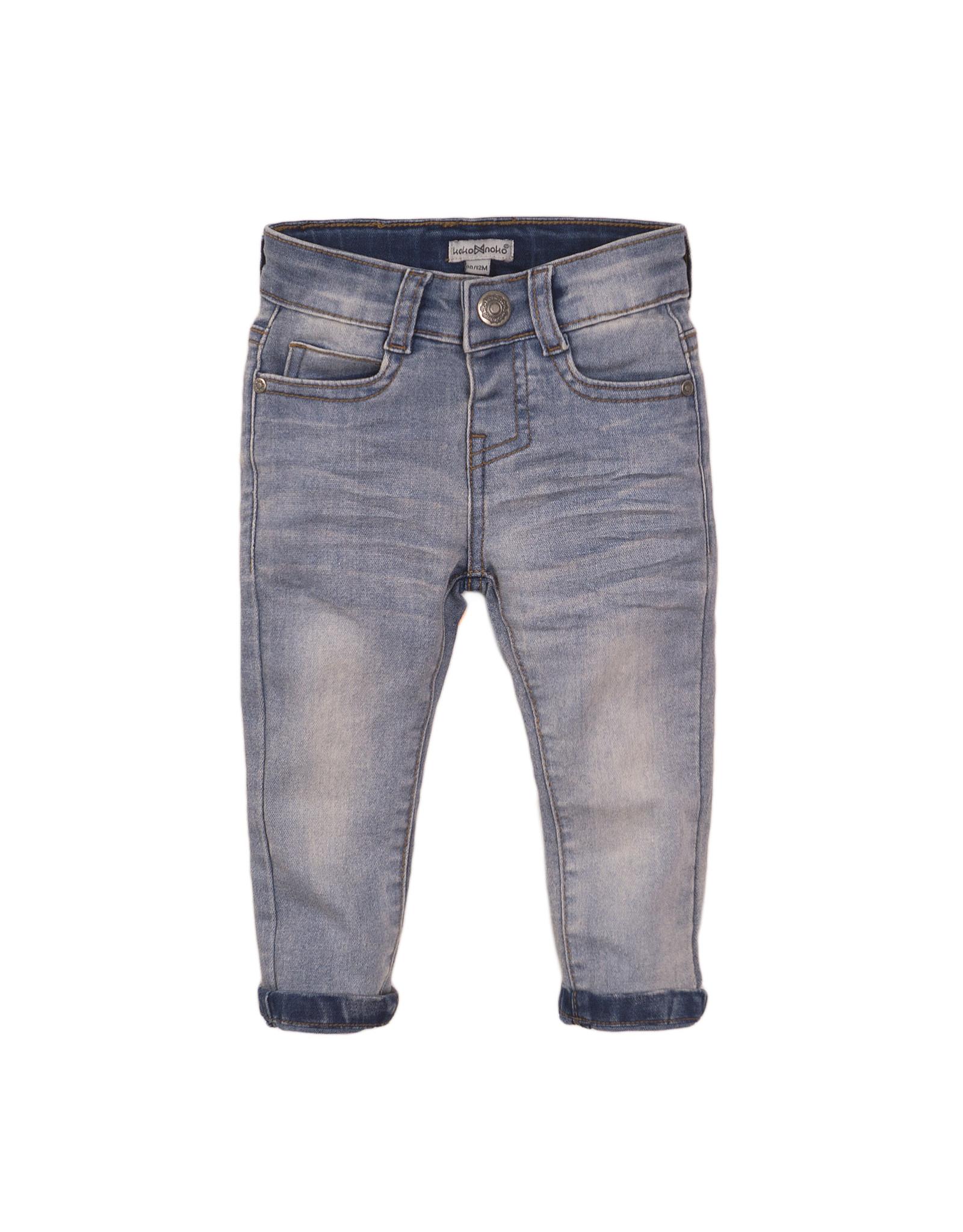 Koko Noko Jeans, Blue jeans, SS21