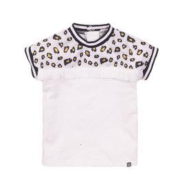 Koko Noko T-shirt ss, White + aop, SS21