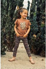 Koko Noko Jeans, Camel + navy, SS21
