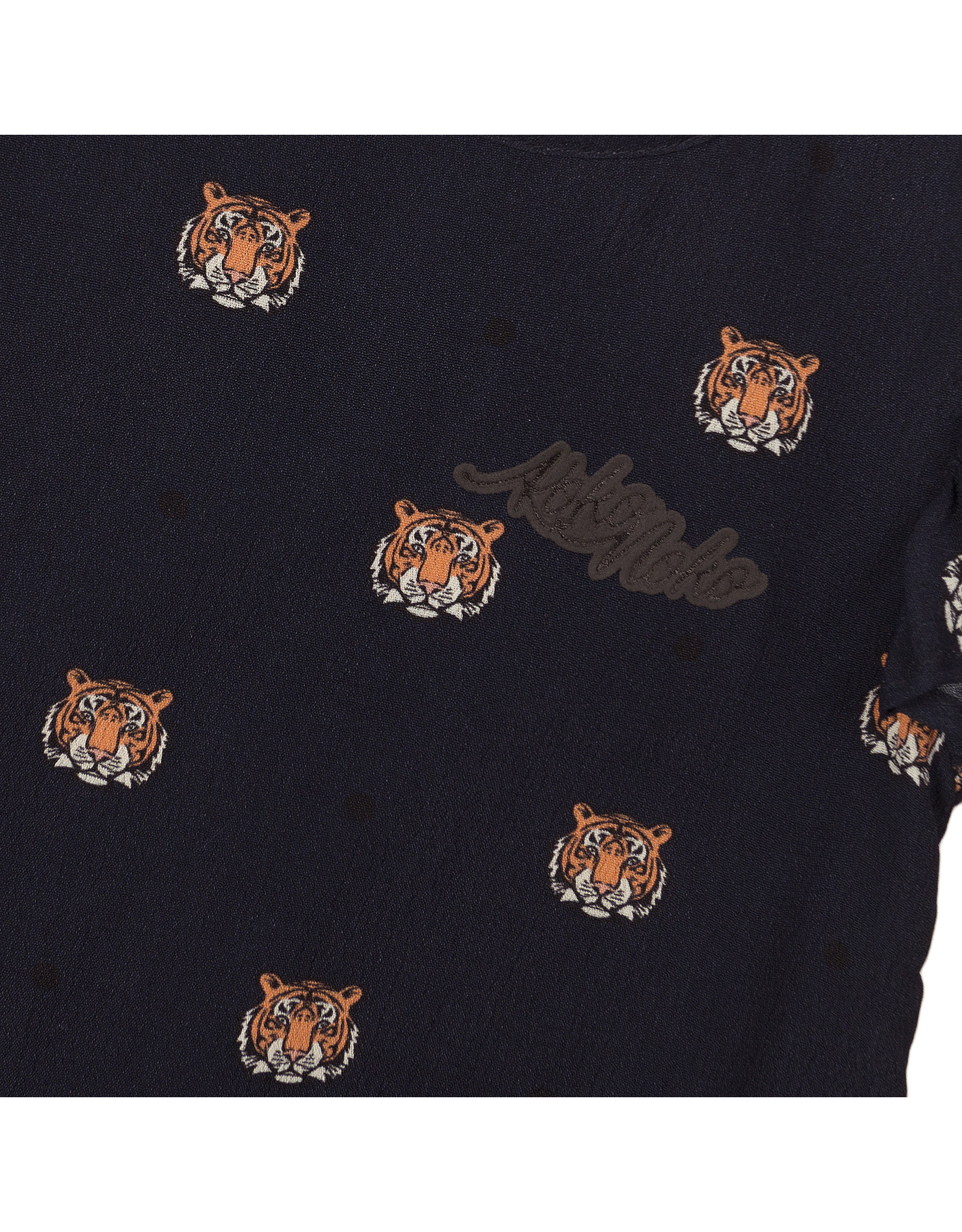 Koko Noko Dress ss, Navy + aop, SS21