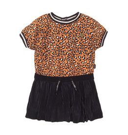 Koko Noko Dress ss, Navy + orange, SS21