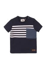 Koko Noko T-shirt ss, Navy, SS21