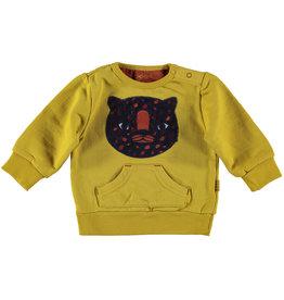 B.E.S.S. Sweater Tiger, Ocre
