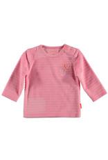 B.E.S.S. Shirt l.sl. Velvet Striped, Pink