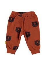B.E.S.S. Pants Tiger AOP, Rusty