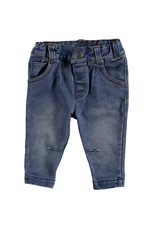 B.E.S.S. Pants Jogdenim, Stone Wash
