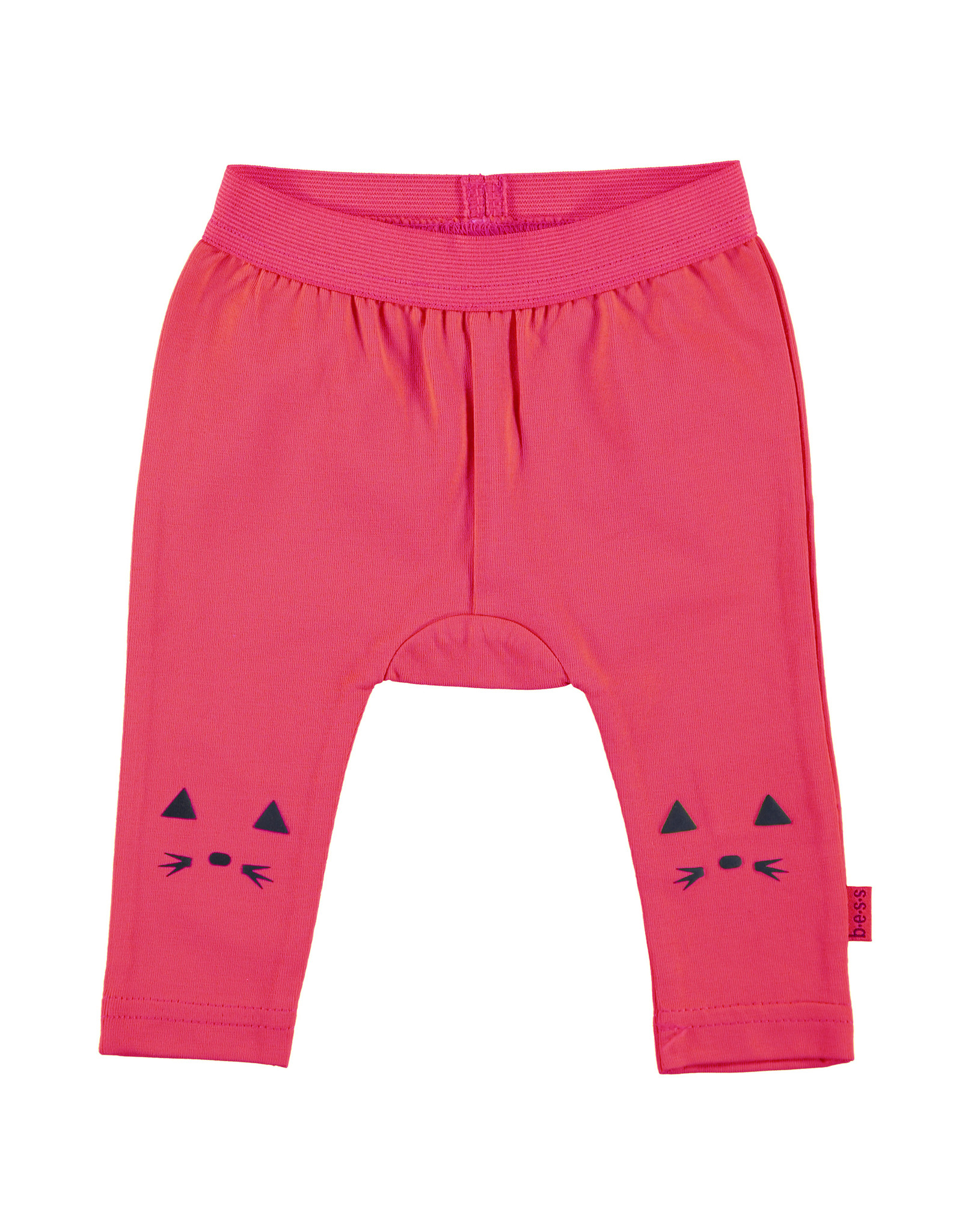 B.E.S.S. Legging Whiskers, Coral