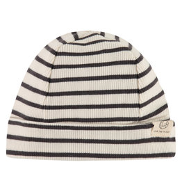 Babyface baby hat, ebony