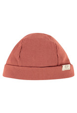 Babyface baby hat, indian red