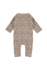 Babyface baby suit, seashell