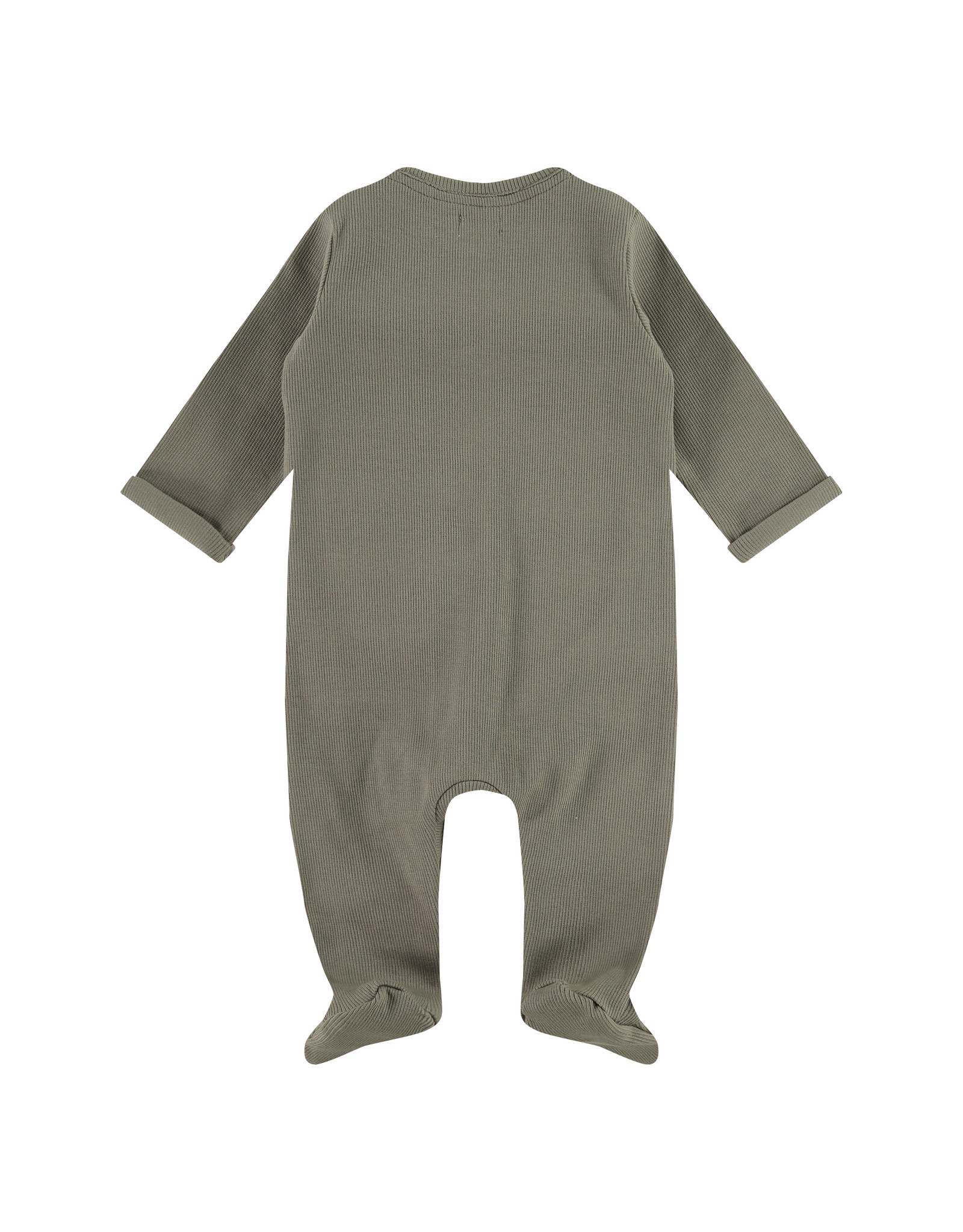 Babyface baby suit, olive green