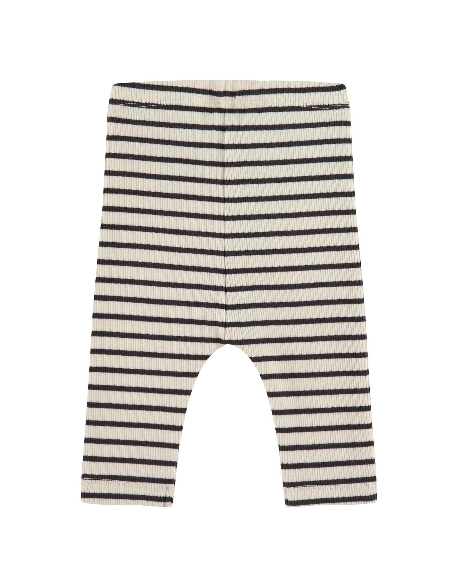 Babyface baby pants, ebony