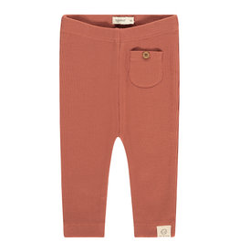 Babyface baby pants, indian red