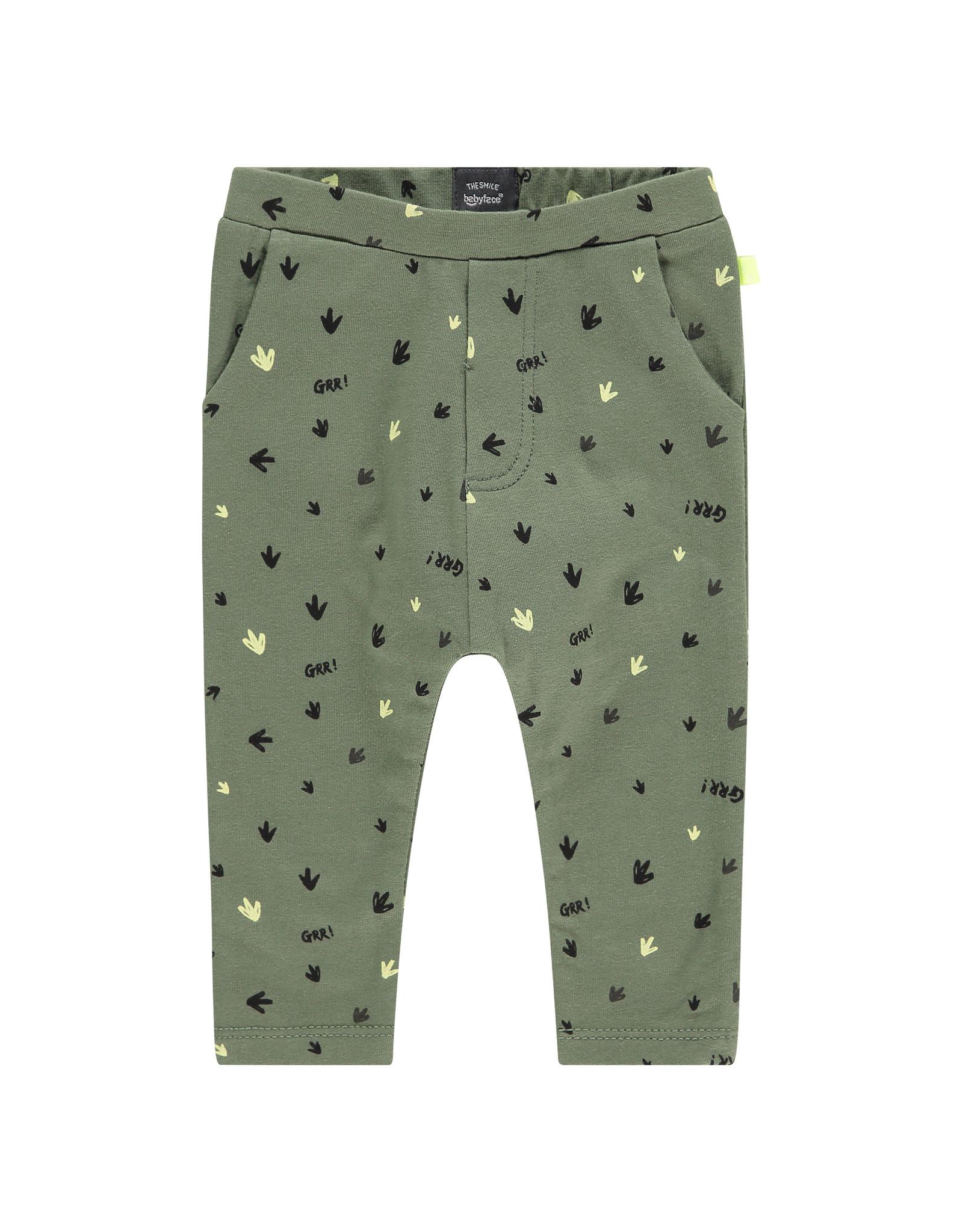 Babyface baby boys pants, army
