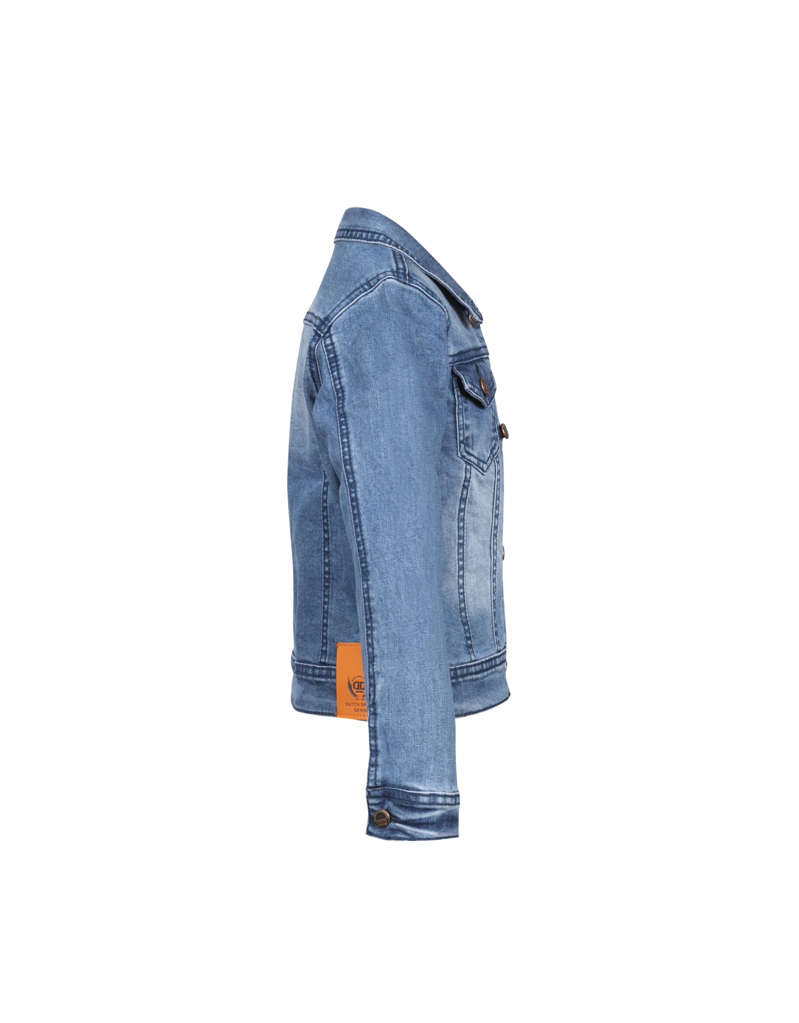Dutch dream denim ELIMU, Power stretch spijkerjas