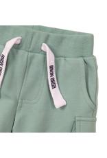 Koko Noko Jogging shorts, Faded green, SS21