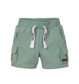 Koko Noko Jogging shorts, Faded green, SS21