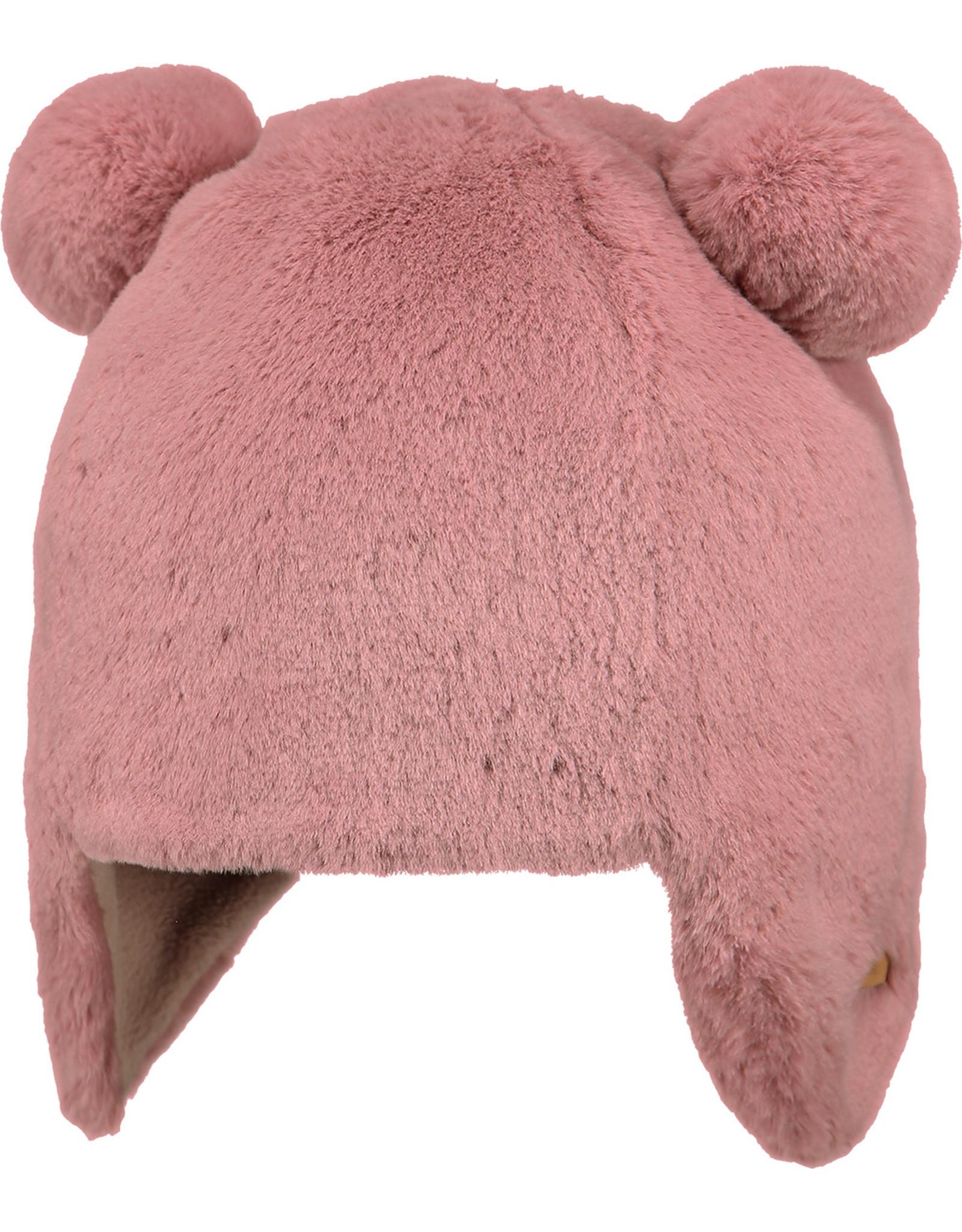 Barts Doozy Earflap, pink